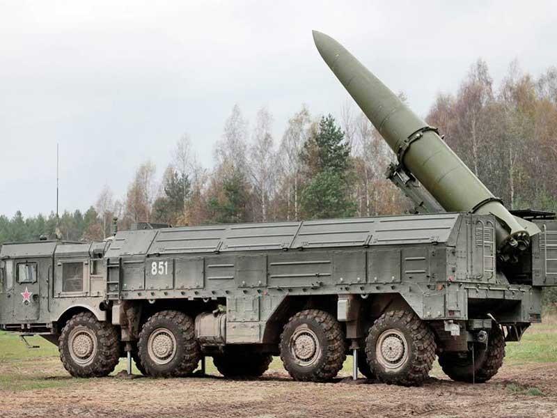 Nga khẳng định điều tên lửa để diễn tập quân sự  - ảnh 1