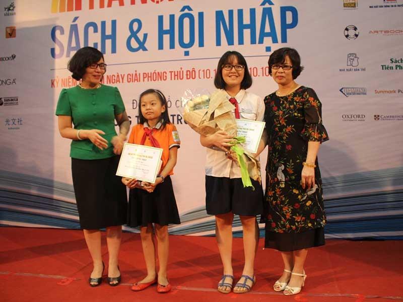 Việt Nam lần đầu có đại sứ văn hóa đọc - ảnh 1
