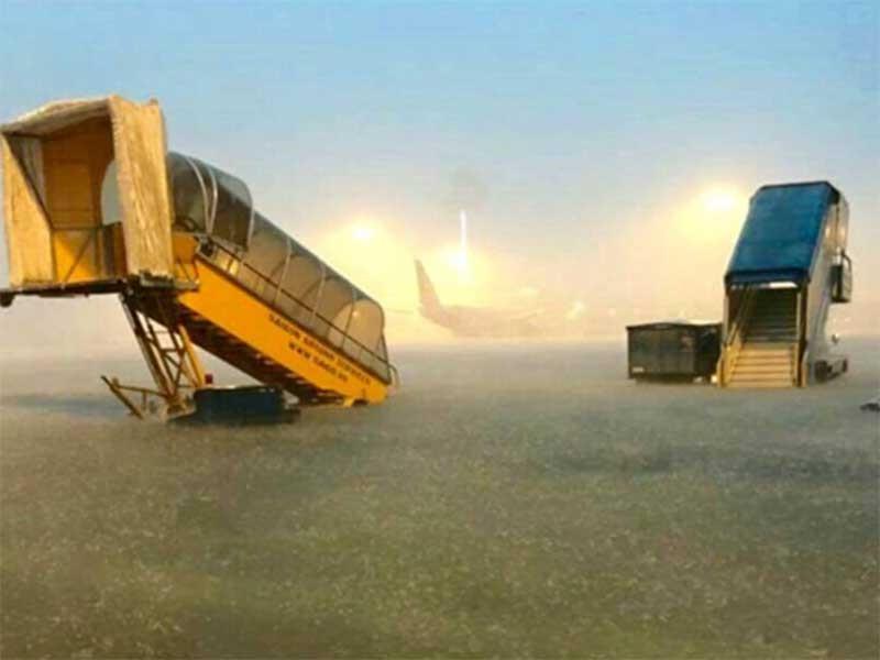 Chống ngập, tăng an toàn bay cho Tân Sơn Nhất - ảnh 1