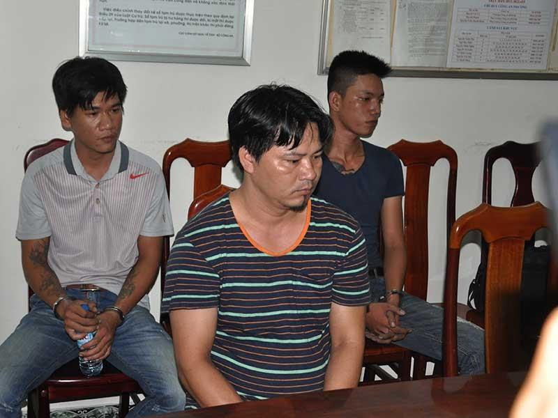 Từ TP.HCM ra Đà Nẵng thuê giang hồ đòi nợ - ảnh 1