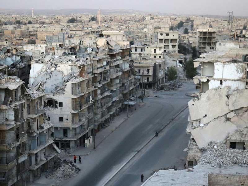 Nga bảo đảm cho quân nổi dậy rút khỏi Aleppo  - ảnh 1