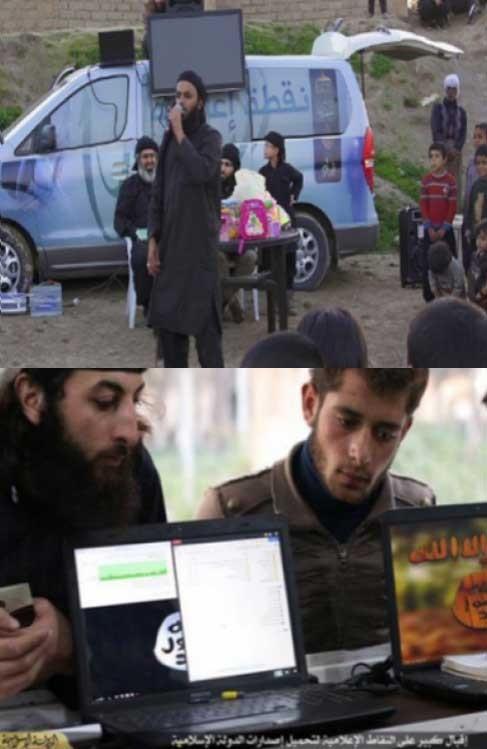Bộ máy tuyên truyền của IS ngày càng rệu rã  - ảnh 1
