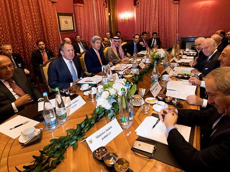 Cuộc họp về Syria ở Thụy Sĩ không đạt kết quả - ảnh 1