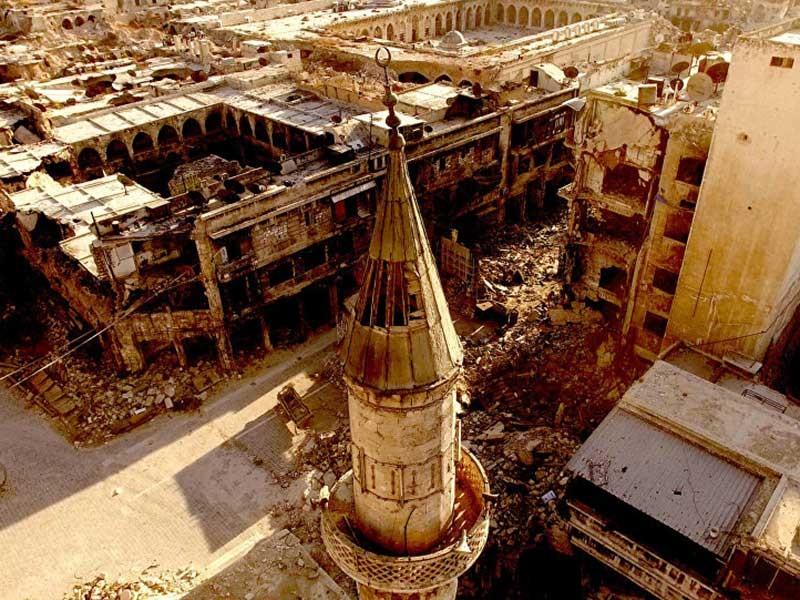 Ngừng bắn và kêu gọi quân nổi dậy rút khỏi Aleppo - ảnh 1