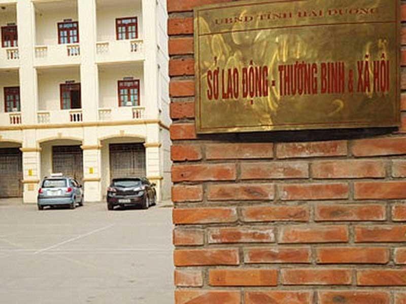 Sở LĐ-TB&XH 44 sếp, 2 nhân viên - ảnh 2