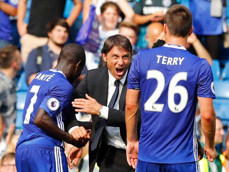 Chelsea - MU: Mourinho kỵ màu xanh  - ảnh 2