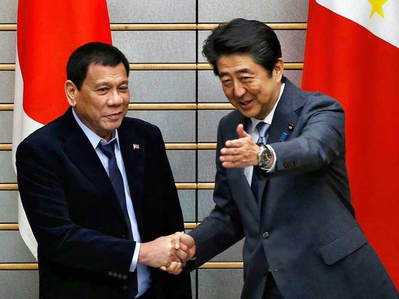 Duterte khẳng định pháp quyền ở biển Đông - ảnh 1