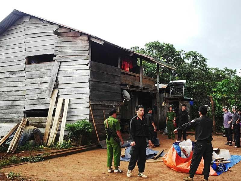 Vụ nổ súng ở Đắk Nông: Địa phương chậm gỡ 'ngòi nổ' - ảnh 1