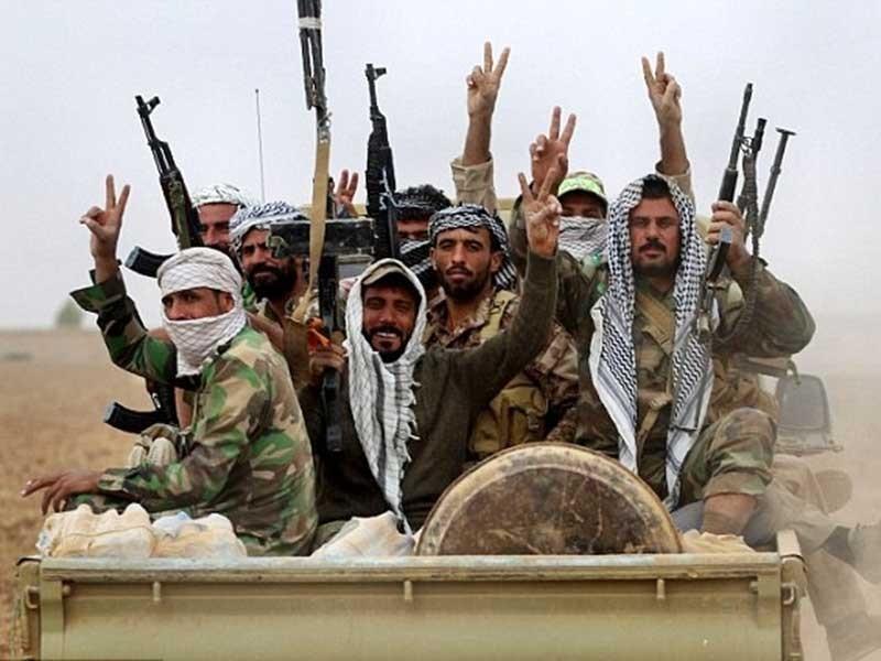 Thủ lĩnh IS hô hào giữ vững trận địa Mosul - ảnh 1