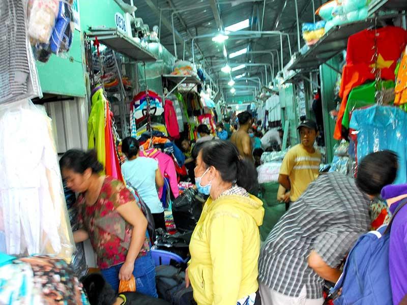 Chợ Bình Tây đóng cửa một năm để sửa - ảnh 2
