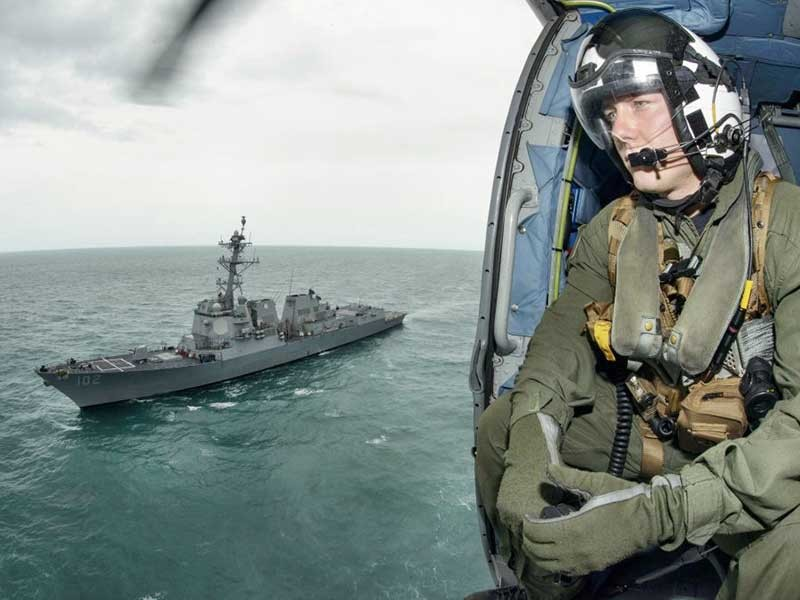Đô đốc Harry Harris: Mỹ tiếp tục ở lại Thái Bình Dương - ảnh 1