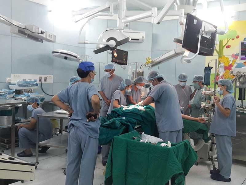 Hơn 200 bệnh nhi mòn mỏi chờ ghép tạng - ảnh 1