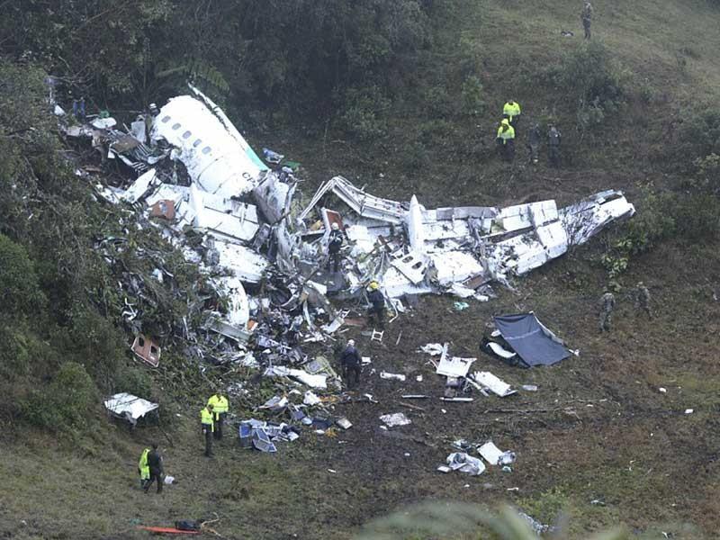 Brazil tổ chức quốc tang sau tai nạn máy bay - ảnh 1
