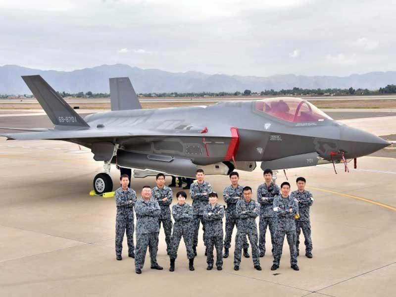 Nhật mua F-35 để đối phó Trung Quốc - ảnh 1