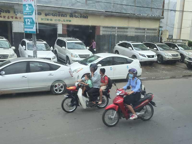 Trên những con đường Campuchia - ảnh 1