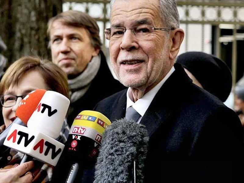 Châu Âu thở phào vì đảng cực hữu Áo thất cử - ảnh 1