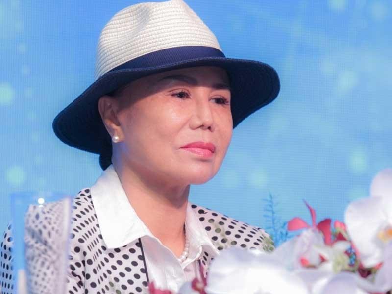 Ca sĩ Thanh Tuyền tri ân nhạc sĩ Nguyễn Văn Đông - ảnh 1
