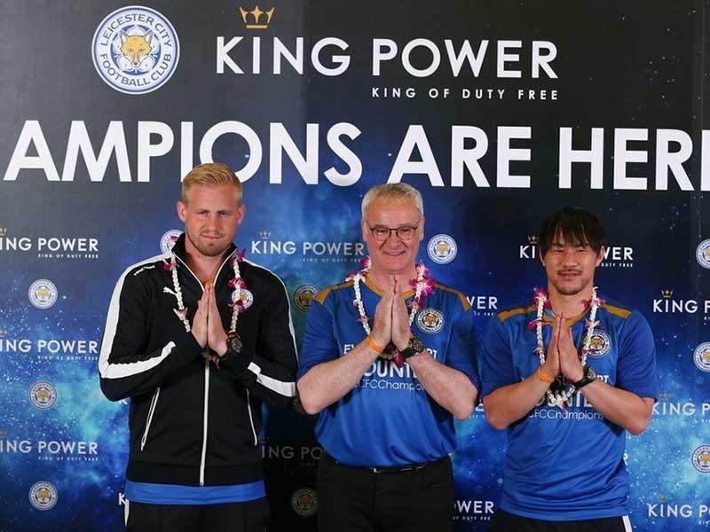 Leicester City - Man.City: Thêm một bước xuống đáy bảng - ảnh 1