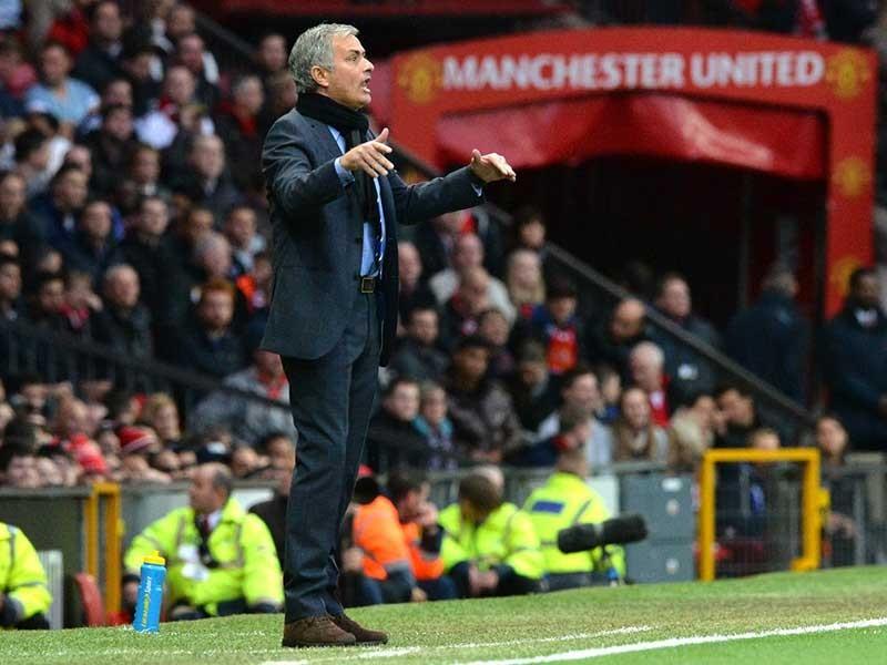 MU - Tottenham: Lúng túng như Mourinho - ảnh 1