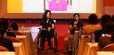 Người khuyết tật giúp nhau sống độc lập - ảnh 2