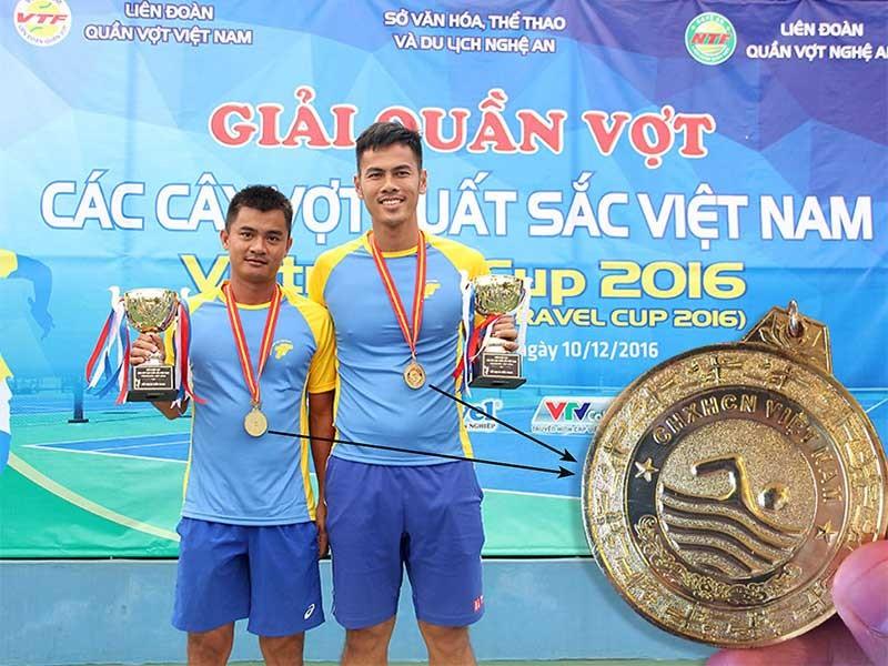 Quần vợt Việt Nam và nhiều khoản 'nhầm' - ảnh 1