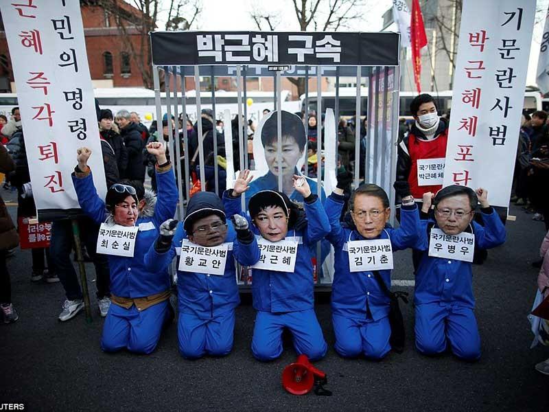 Cố vấn tổng thống Hàn Quốc dọa dẫm doanh nghiệp - ảnh 1