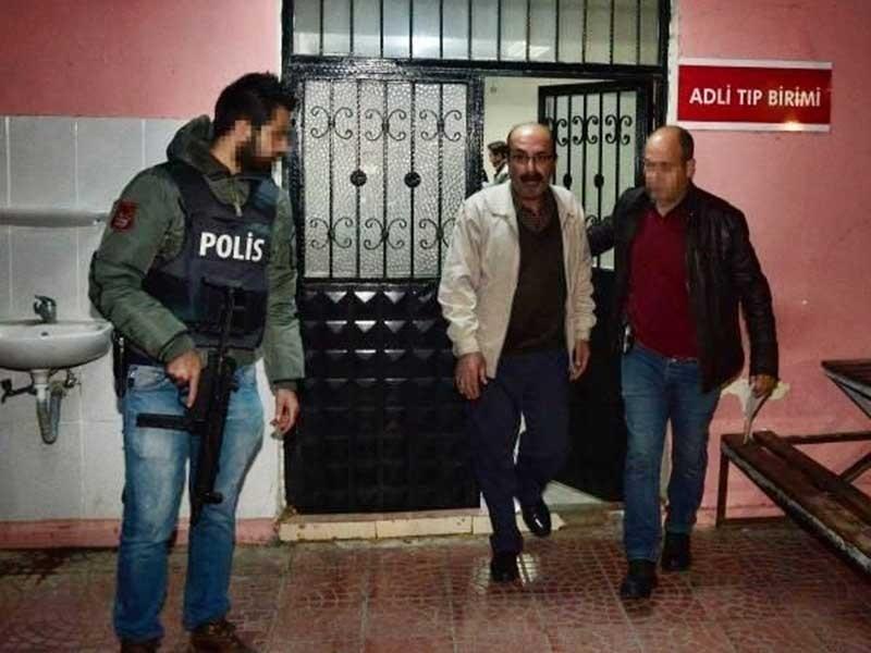 Hơn 100 cán bộ đảng đối lập ở Thổ Nhĩ Kỳ bị bắt - ảnh 1