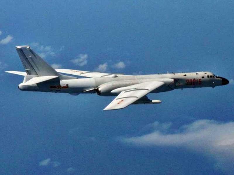 Máy bay Trung Quốc và Nhật lại vờn nhau - ảnh 1
