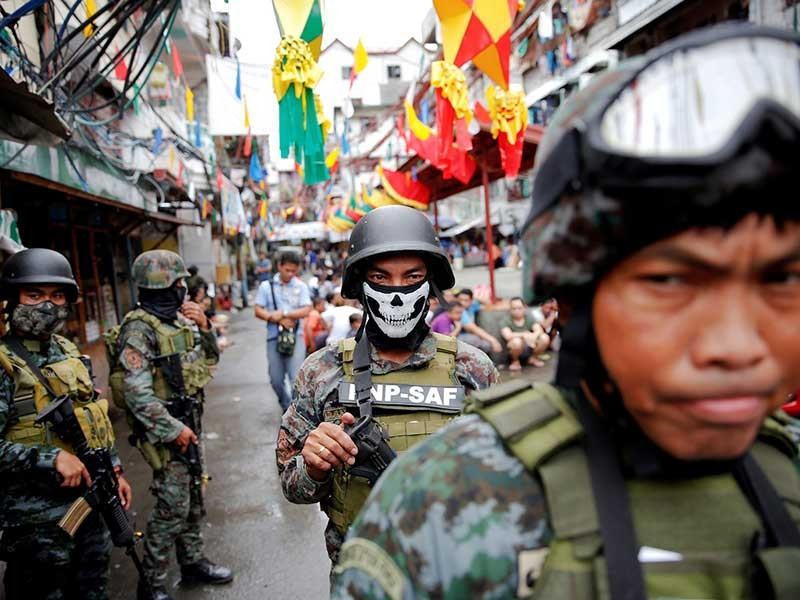 Nhật giúp Philippines tìm giải pháp xử lý người nghiện - ảnh 1