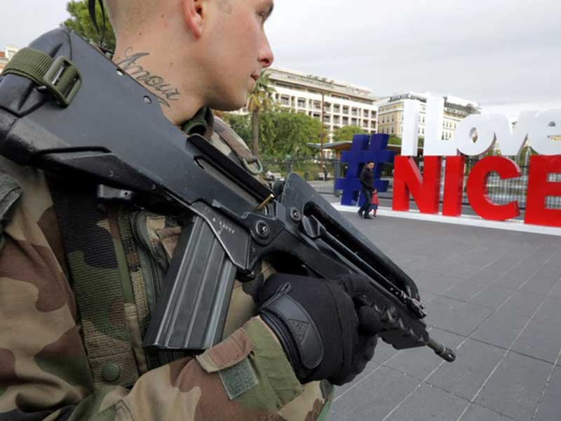 Pháp vẫn chưa an tâm với tình hình chống khủng bố - ảnh 1