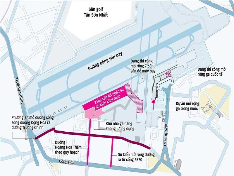 Check-in bên ngoài, gỡ kẹt cho sân bay Tân Sơn Nhất - ảnh 1