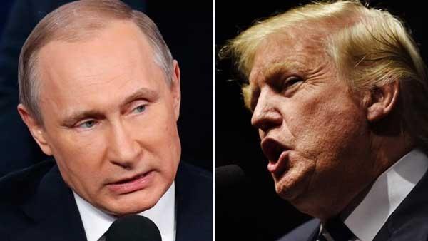 Trump-Putin: Bộ đôi quyền lực của năm 2016 - ảnh 1