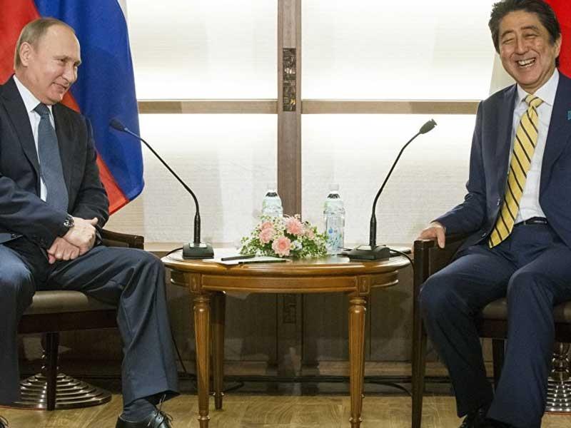 Tổng thống Putin đến Nhật bàn vấn đề tranh chấp  - ảnh 1