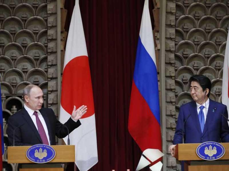 Nga-Nhật khai thác chung trên các đảo tranh chấp - ảnh 1