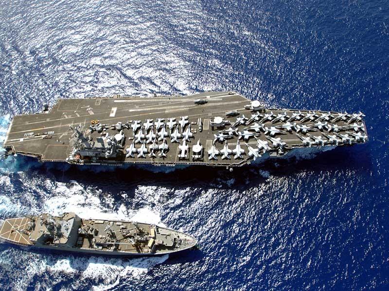 Hải quân Mỹ tăng thêm tàu để đối phó TQ và Nga - ảnh 1