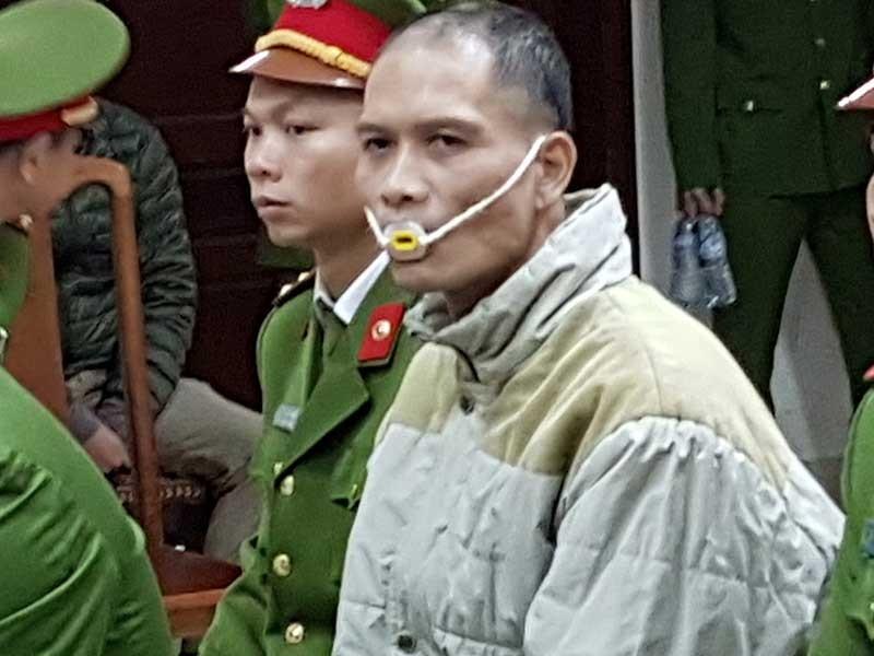 Kẻ sát hại 4 bà cháu ở Quảng Ninh lãnh án tử - ảnh 1