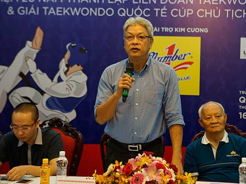 Tự hào Taekwondo Việt Nam - ảnh 1