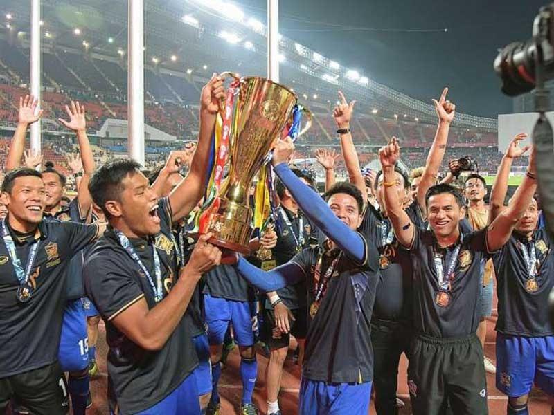 Nhìn lại AFF Cup 2016: Thái Lan ở một đẳng cấp khác - ảnh 1