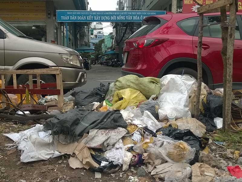 Thích… vứt rác bậy - ảnh 1