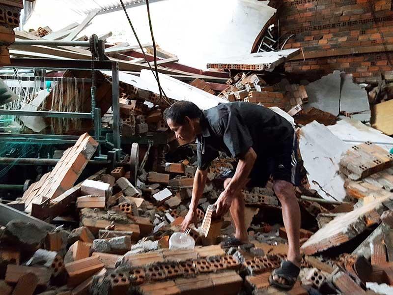 Lở núi kinh hoàng ở Nha Trang, 4 người chết - ảnh 2