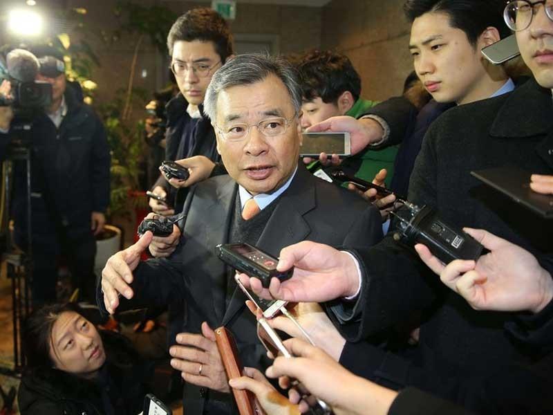 Tổ điều tra độc lập bắt đầu điều tra bà Choi Soon-sil  - ảnh 1