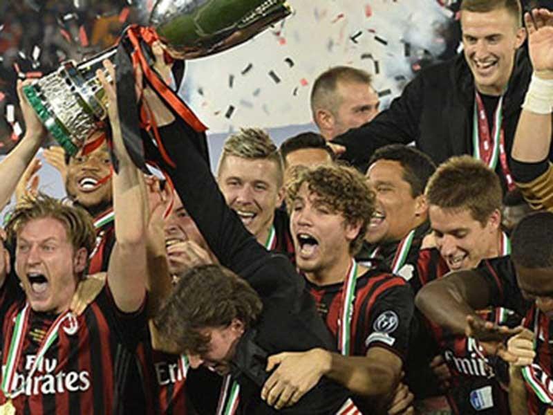 Siêu Cúp Ý: AC Milan lật đổ Juventus - ảnh 1