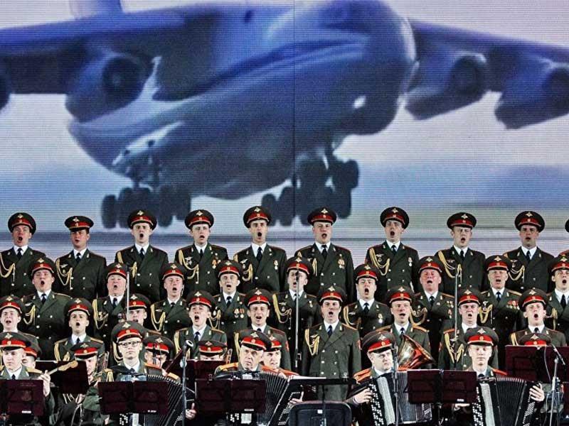 Máy bay quân sự Nga rơi xuống Biển Đen, 92 người chết  - ảnh 1