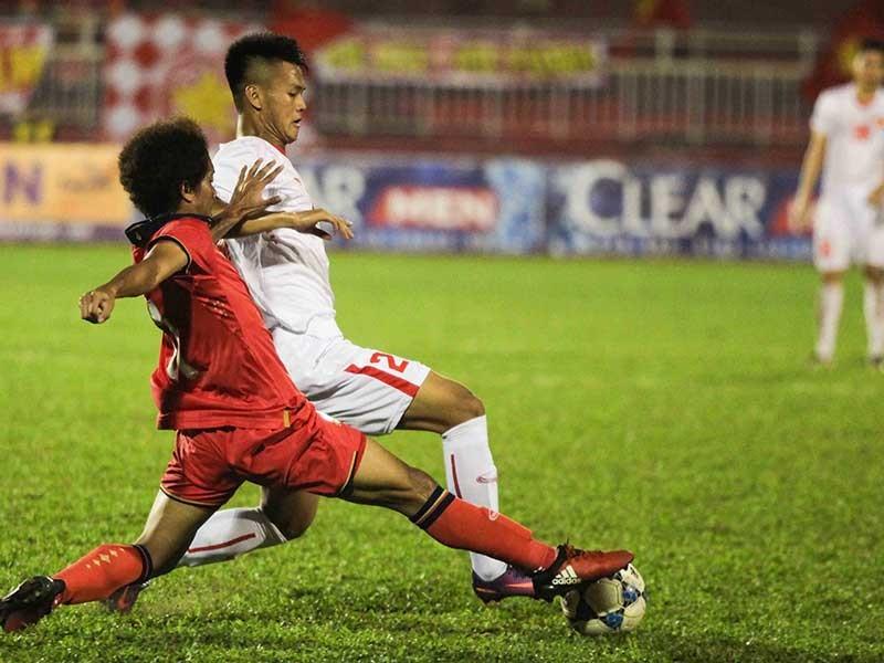 U-21 VN-U-21 Thái 1-3: Xem Thái Lan, Nhật đá chung kết - ảnh 1