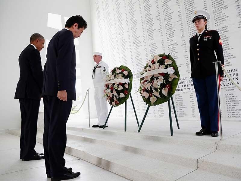 Mỹ-Nhật cần mở rộng đồng minh  - ảnh 1