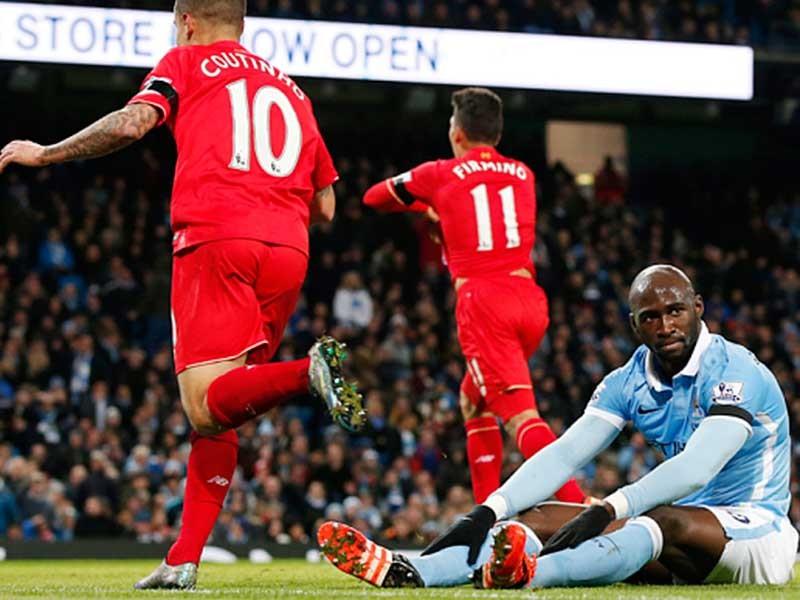 Liverpool-M.City: Ngôi nhì và nuôi mộng níu áo Chelsea - ảnh 1