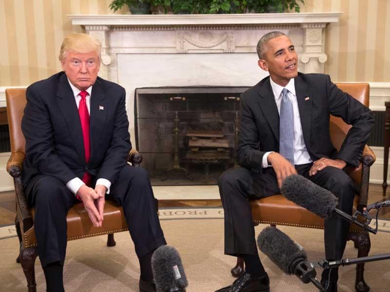 Thế cờ khó ông Obama để lại cho ông Trump - ảnh 1