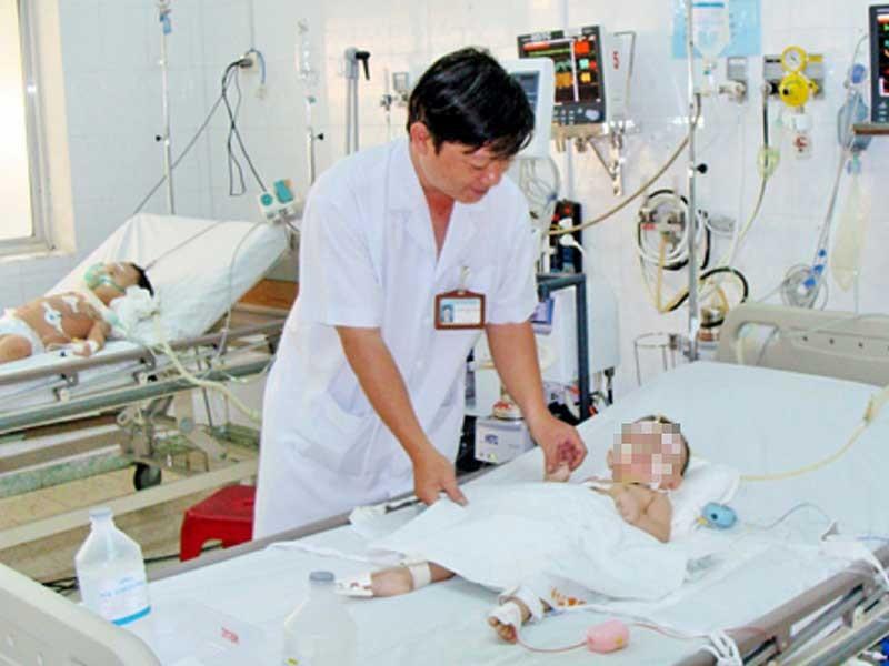 Nhiều bệnh nhi dưới 5 tuổi mắc bệnh hiếm  - ảnh 1