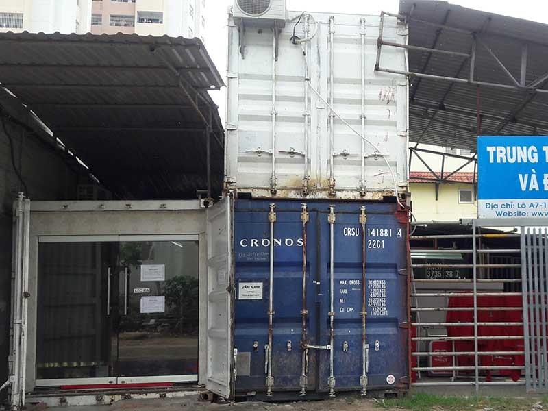 Vũng Tàu khó xử 'nhà' container - ảnh 2