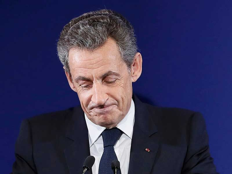 Cựu Tổng thống Pháp Sarkozy sắp hầu tòa - ảnh 1